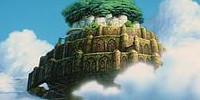Небесный замок Лапута. Мультфильм.
