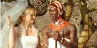Белая масаи. Фильм.