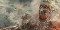 Атака титанов. Фильм первый.