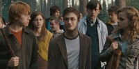 Гарри Поттер и Орден Феникса.