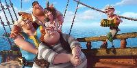 Феи. Загадка пиратского острова.
